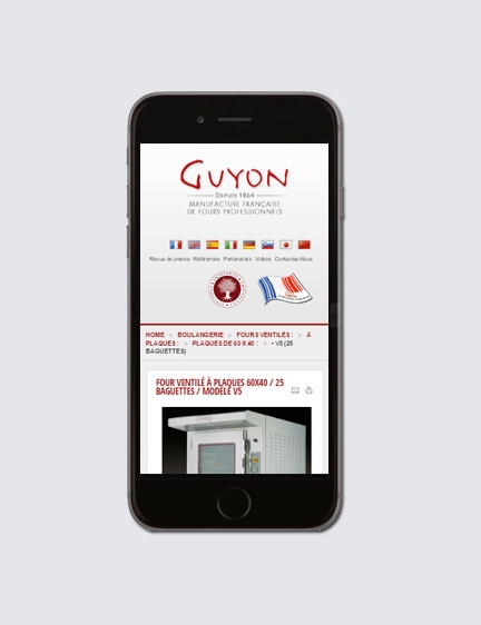 Fours Guyon